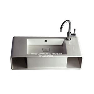 Cube Wall/Unit Mountable Basin | AP1067CE