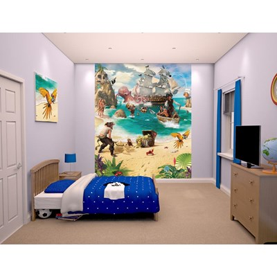Walltastic,8 Panel Wall Murals