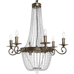 Antique Gold Venetain Chandelier - 18043