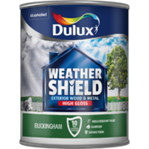 Dulux Weathershield Exterior Paint,White
