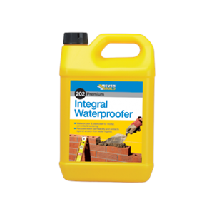 Everbuild 202 Integral Waterproofer 5 Ltr