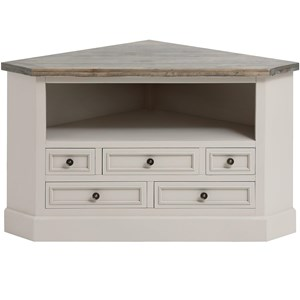 he Studley Collection Corner TV Unit - 16246