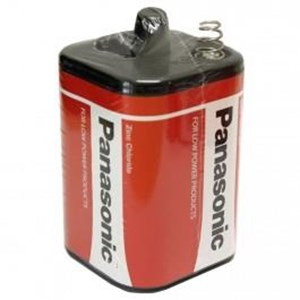 Panasonic,PJ996 6 Volt Battery