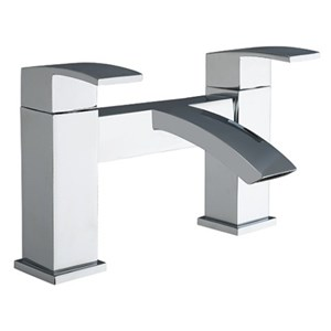 Descent - Tall Heavy Designer Bath Filler