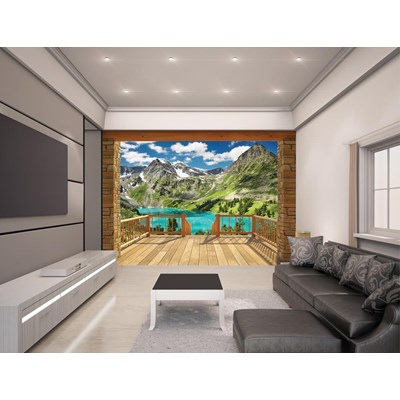 Walltastic,The View Collection Wall Murals