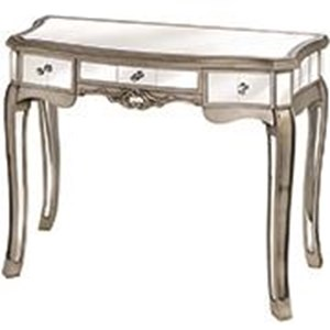 Argente,Mirrored Dressing Table - 13010