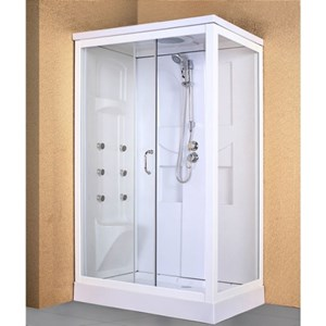 Hydra Shower Cabin With Roof and Tray | 1200 x 800 | HD128