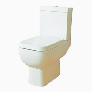 Series 600 Toilet - WC Pan  Cistern & Seat | AP1110CE