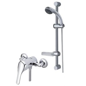 Single Lever Mixer Shower - Valve & Kit Complete | AP1080TA